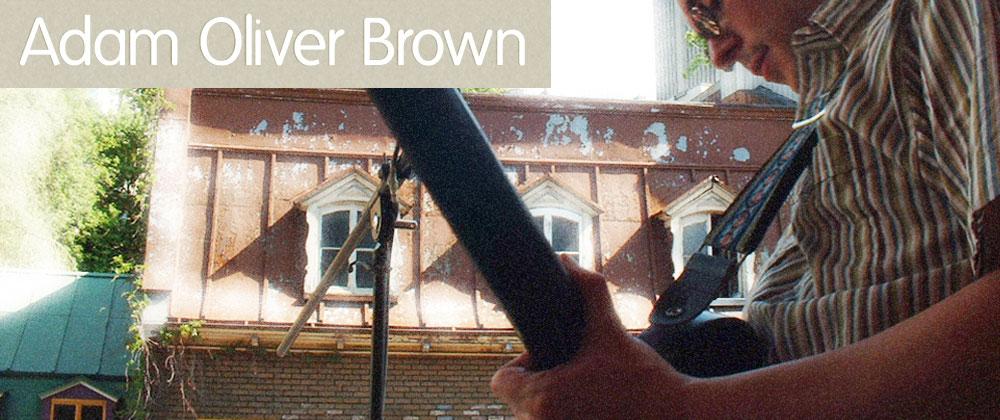 Adam Oliver Brown