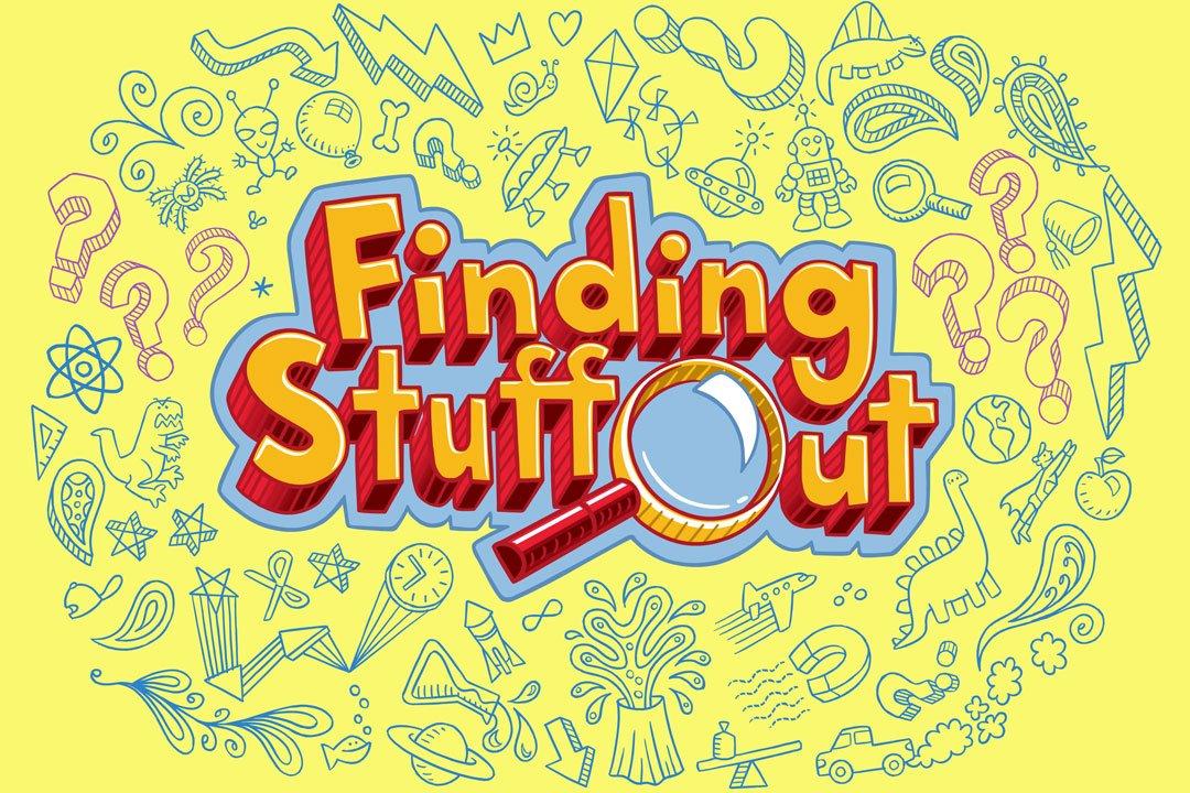 Kids Stuff Logo Finding Stuff Out Find it
